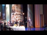 Раиса Оганесян-Семейный альбом-выпускной вечер вечернего отделения 2013