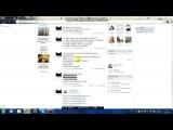 2-Бага Вконтакте на код пустоты под видео кинул и влюблен в Qweqweqweqweqwe  тоже под видео...