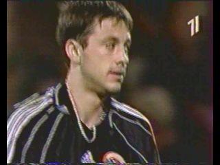 ЛЧ 2001-02 Боруссия Дортмунд-Шахтёр 2 тайм
