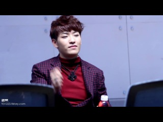 [FANCAM] 131206 HYUKJIN AT KONKUK UNIVERSITY FANSIGN EVENT