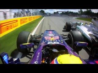 F-1 2013: Canada Grand Prix Official Race Edit