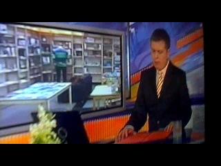 Облажал в прямом эфире!!! (23-12-13) РЕН ТВ