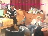 Элина, Саша Задойнов, Либерж и ребята в женской спальне о Лизе Кутузовой Дневной эфир 4.01.2014г.