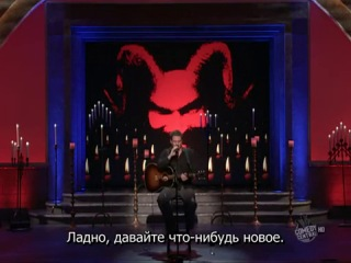 Stand-up Comedy Central Presents - Стивен Линч [RUS sub]