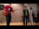 Red Hot Chilli Peppers- Can't Stop (cover from TimeOut)