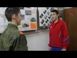 Интервью вице-сержанта Дарьина Даниила после конференции.