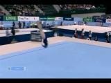 Ksenia Afanasyeva Чемпионат Мира 2010 (Вольные)