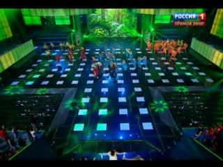 Большие танцы. 1 полуфинал. Нижний Новгород. Танец 3 (Loreen – Euphoria)