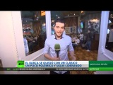Fondo Ruso: Репортаж с El Clásico от телеканала Russia Today