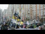 «Русский марш 4 ноября 2013 года.» под музыку Жанна Бичевская - Русские идут.