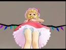 【MMD】Flandre Scarlet is shrinking soft vore