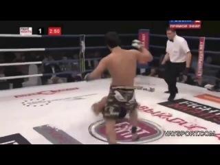 Чеченские и Дагестанские Бойцы в MMA 2013_HD