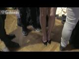 Clarisse Hieraix Couture BACKSTAGE Spring-Summer 2013 - Paris Couture Fashion Week - FashionTV