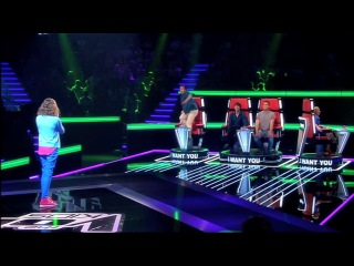 Dionne - She Wolf (The Voice Kids 3 The Blind Auditions)