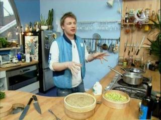 Жить вкусно с Джейми Оливером - Эпизод 46   Jamie Oliver - Oliver's Twist - Episode 46