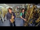 Lorde - Royals - Saxophone Cover саксофон контрабас , саксофон альт