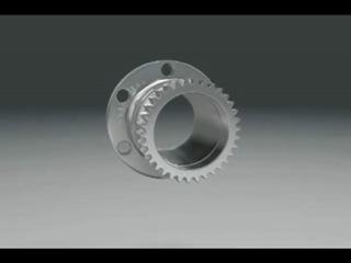 Работа и устройство роторного двигателя.