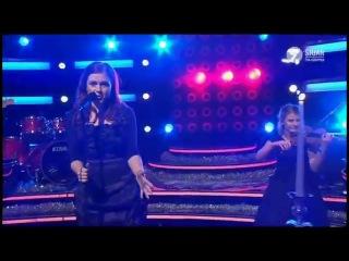 Amy Diamond Tänd Ett Ljus @ Bingolotto 2011