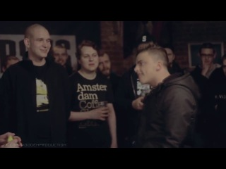 Johnyboy VS Jubilee (VERSUS #1) - Под Бит (mixed by Wooden Production)