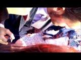 Премьера фильма Стартрек: Возмездие Москва. Красная дорожка. Джей Джей Абрамс, Закари Куинто, Крис Пайн. 25 апреля 2