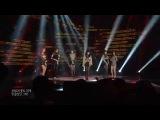 131112 T-ara - Number Nine @ MTV The Show