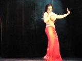 Шикарный восточный танец от Ясмин