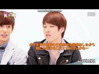 女性自身Channel K☆STAR LOVERS -Boyfriend'Vol.12