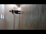 Вступительный экзамен. Танец