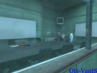 Прохождение игры Black Mesa(Half-Life)от Оби-Вана:Первый взгляд