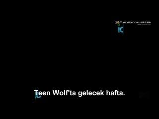 Teen Wolf 3. Sezon 2. Bölüm Fragmanı Türkçe altyazı.
