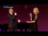 Agnetha Faltskog & Gary Barlow - I Shouldve Followed You Home (Live) (Children In Need Rocks 12.11.2013, BBC)
