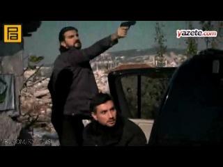 Polat Alemdar vuruldu!