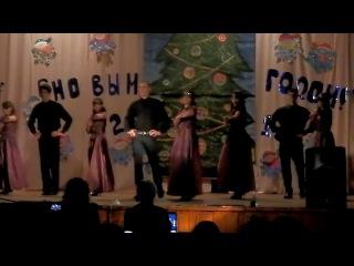 Танец рыцарей 11 класс :*