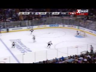 НХЛ 2013. Кубок Стэнли. 1/2. Восток. 3 игра. Нью-Йорк Рейнджерс - Бостон Брюинс. (22.05.13) укр.