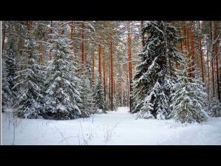 Снег идёт на улице давно