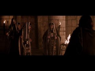 СТРАСТИ ХРИСТОВЫ - 2004, реж. Мэл Гибсон (часть 1)