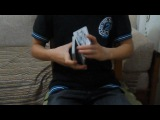 Cardistry championship #3 round 1 Timur Rakhimzhanov