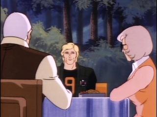 Рэмбо и Силы Свободы 46 серия