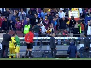 Чемпионат Испании 2013-14 / 32-й тур / Барселона - Бетис / Весь матч