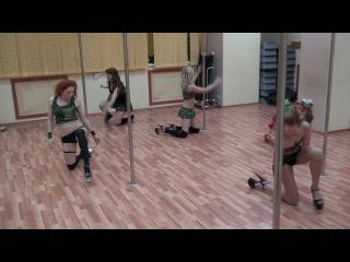 Танец к 23 февраля - эпизод III