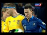 Эмоции русского комментатора на матче Украина Франция 2:0