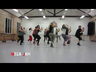 'live it up' jennifer lopez ft pitbull choreography by jasmine meakin (mega jam)