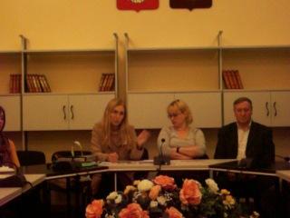Обсуждение программы стажировки итальянских студентов в России