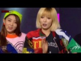 131224 4minute - What Your Name | SBS MTV The Show