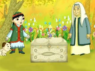 узбекский мультфильм Зумрад ва Киммат / uzbek multfilm Zumrad va Qimmat