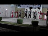 Tecuci -Festivalul interetnic -Ansamblul ''Trandafirul dragostei'' din Raionul Reni1