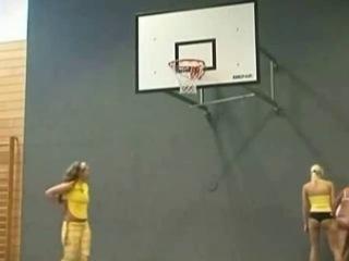Basketball strip game