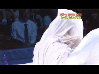 Gaki no Tsukai #936 (2009.01.04) — Yamasaki vs Moriman 10