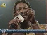 WWF SmackDown! 26.07.2001 - Мировой Рестлинг на канале СТС / Всеволод Кузнецов и Александр Новиков