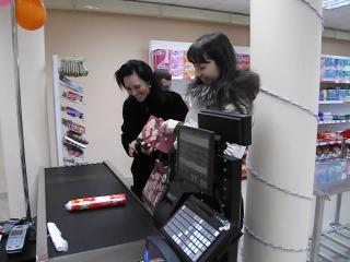 Наша поездка в Нижний Новгород в новый магазин Едоша.